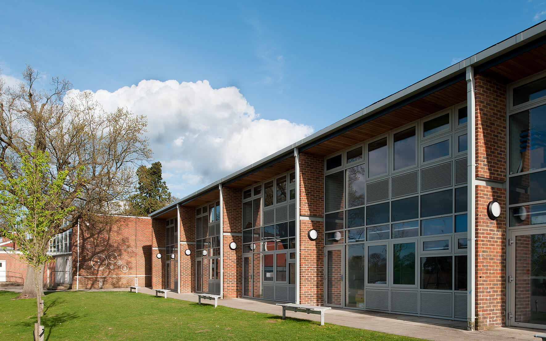 Bennett Memorial Diocesan School Ece Architecture