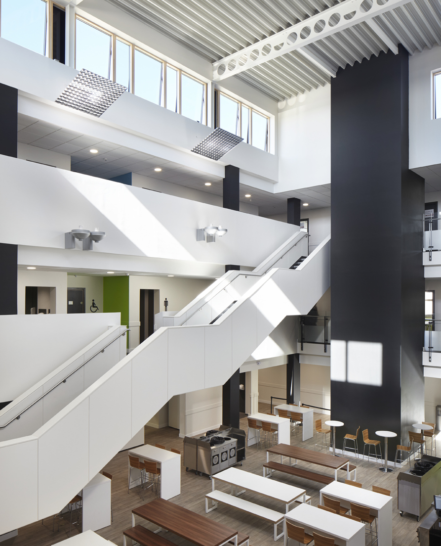 bohunt school worthing ece architecture
